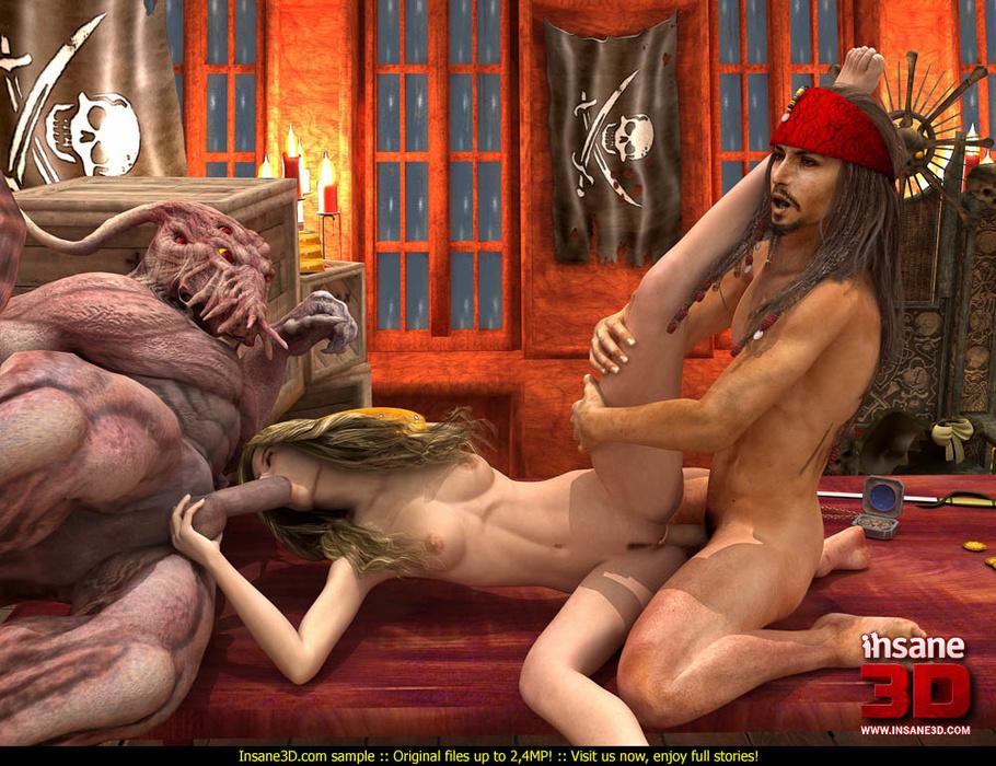 Toon sex fantasies
