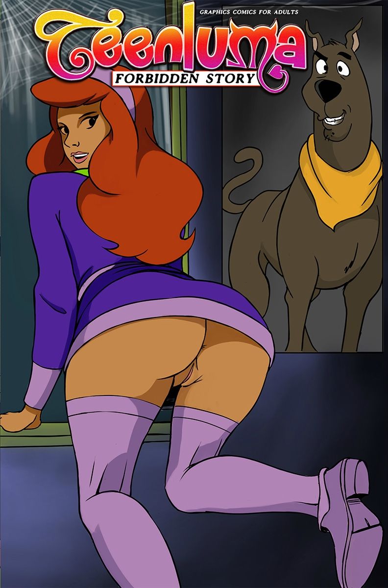 free scooby doo cartoon porn