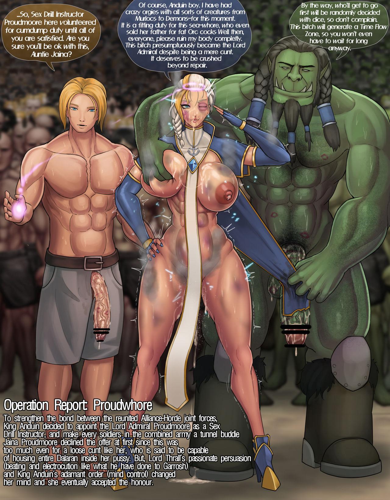 world of warcraft cartoon porn
